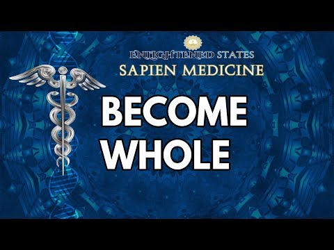 Become Whole: Self Acceptance/Self Love/Dissolve Insecurities - Energy Frequency