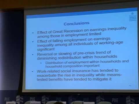 Speakers: Keeping Cyclical Unemployment from Becoming Structural Inequality