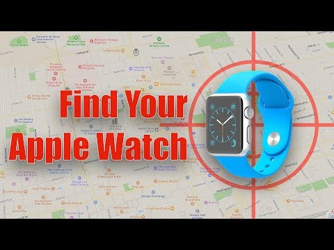 Find Your Apple Watch! (How to Find Your Apple Watch!)
