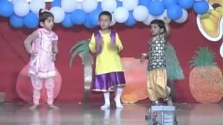 """Tote Tote Ho Gaya"" Punjabi song performance on Annual Day 2012"