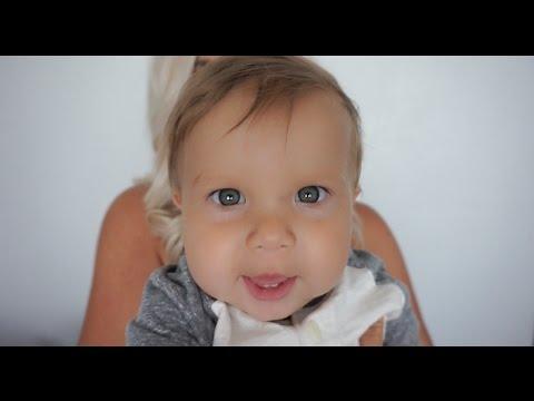 Felix |  9 Months Old! Baby Update! (Crawling, Teeth, Breastfeeding)