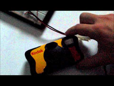 High Speed Photography Circuit, Part 1