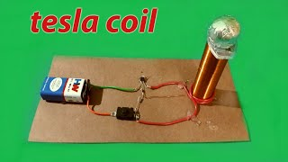 Download Make a mini ″Tesla coil″ (Easy to make) Video
