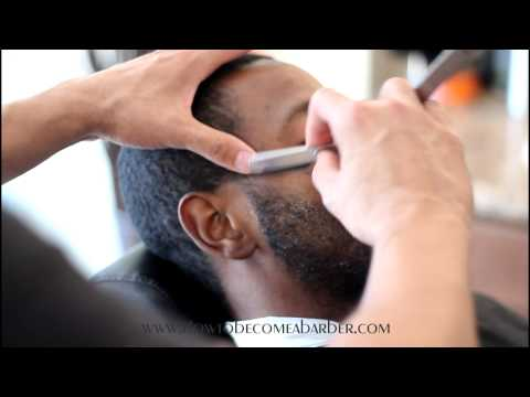 How To Properly Shave Face And  Prevent Razor Bumps | Using EZ BLADE  Shaving Products