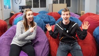 Linus Tech Tips & His MASSIVE Studio