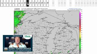 Michigan Weather Forecast  - Tuesday, May 26, 2020
