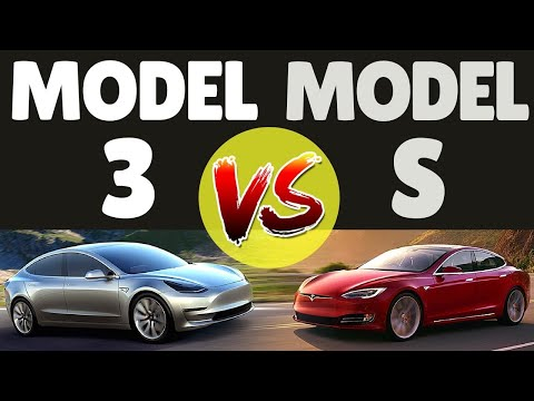 Is Tesla Model 3 BETTER than Model S? Top 5 Advantages!