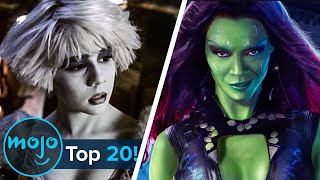 Top 20 Sexiest Female Aliens Ever