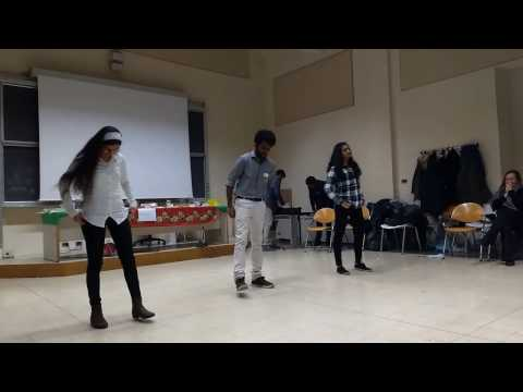 Indian Dance @ University of pisa italy !!