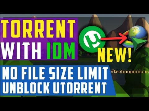 How to Download Torrent Big Files for free without ZbigZ [Hindi]