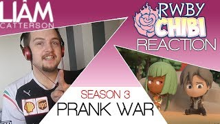 RWBY Chibi S2 Episode 17-20 - Reaction w/ Jordie - The Most