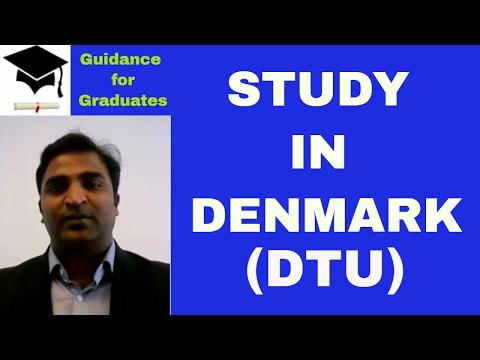 Study in Denmark, PhD in Denmark, Masters in Denmark, Study in Europe, Scholarships in Denmark