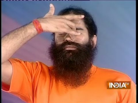 Baba Ramdev Yoga to Cure Hernia and Constipation