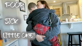 The Flu Strikes ( Re-upload! The Rest Of The Vlog)