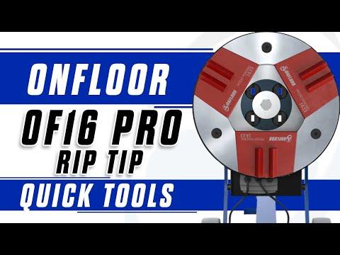 OF16  Rip Tip Quick Tools Carpet Glue Removal