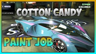 TOP 7 PAINT JOBS OF THE WEEK! (Vice City Colors, Cotton
