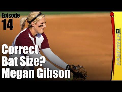 How Do I Choose The Correct Size Bat - Megan Gibson