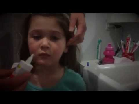What Flo Kids Nasal Spray Feels Like (5 year old's view)