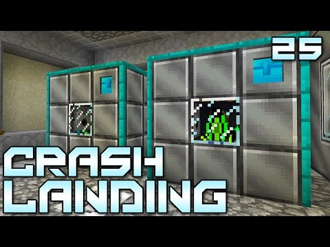 Minecraft Crash Landing 25 -