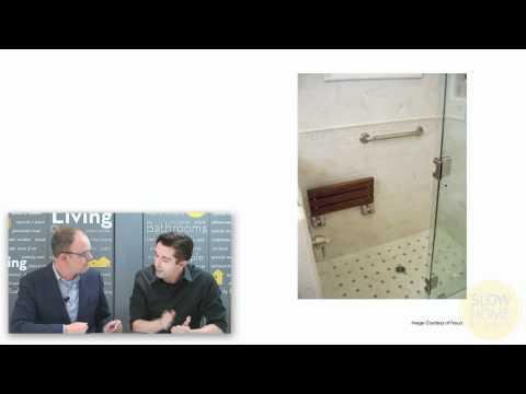 Shower Bench Design Options