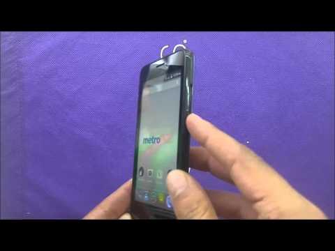 Take Screenshots For ZTE Obsidian For Metro Pcs\T-mobile