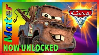 Cars 3 Driven to Win - gameplay - Mater