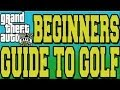 Gta 5 Online Best Golf Tips How To Play Golf Win Every Game