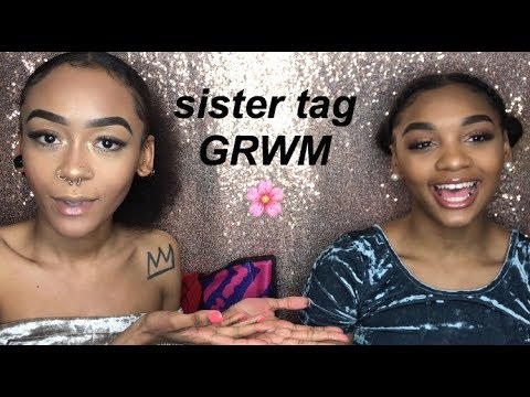 SISTER TAG | FT. JANAE CHENELLE