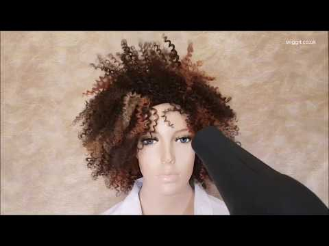Experiment: Wind & wigs - how to stop your wig from moving