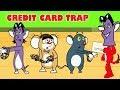 Rat A Tat Credit Card Trap Cartoon Full Episodes Compilation Chotoonz Kids Funny Cartoon Videos