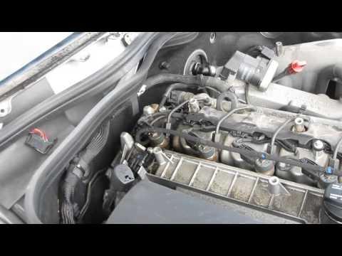 Mercedes CDi Injector Leak (Black Death)