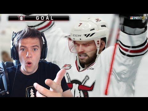 NHL 17   SOMETHING NEW... (COMPETITIVE EASHL #1)