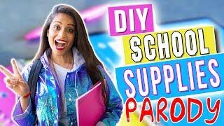 DIY Back to School Supplies (PARODY)
