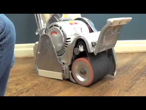 Galaxy Floor Sanding Machines: Mechanism Assembly