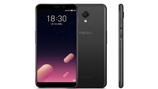 Meizu: announced new smartphone M6S has a notch in the side.