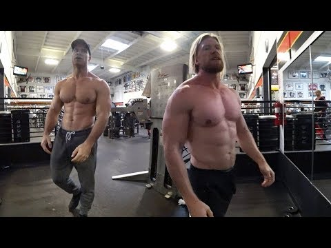 Super Chest & Back Workout | Buff Dudes Cutting Plan P4D2