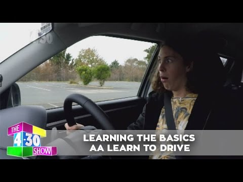 Learning the Basics - AA Learn To Drive