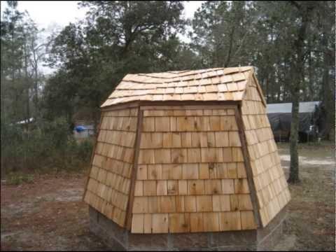 Pump House build