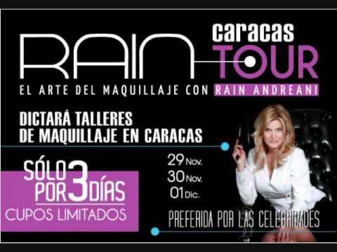 Rain Andreani Radio Interview Caracas