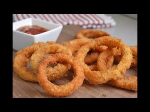 Extra Crispy Onion Rings