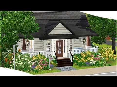 The Sims 3: House Building || Newburg Family Home  #TheSimsAnniversary