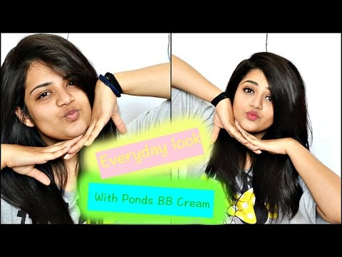 EVERY DAY MAKEUP LOOK WITH PONDS BB CREAM    GIVEAWAY MONTH   Stephanie ♥