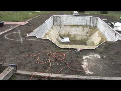Closing an InGround Swimming Pool - FOREVER