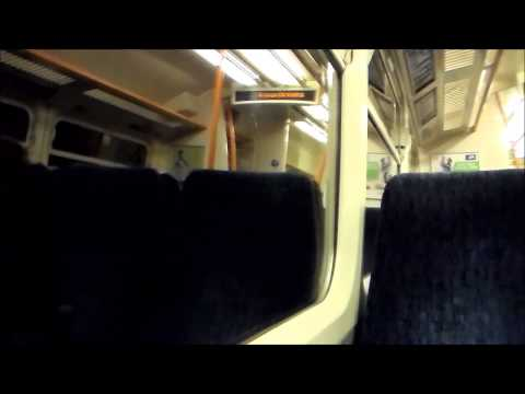 HD Onboard 465927 departing Tunbridge Wells heading for London Charing Cross