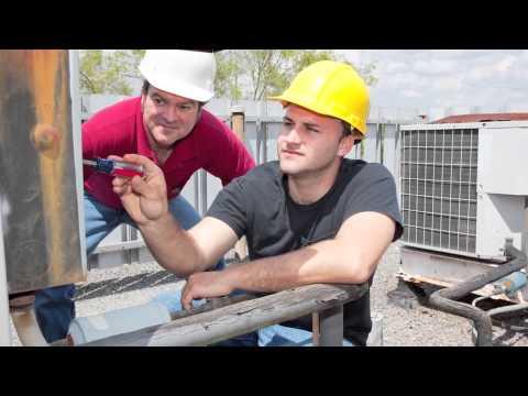 Careers in Trades: HVAC Technician