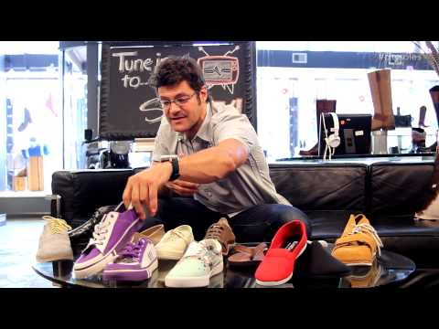How To Clean Your Shoes | City Soles TV