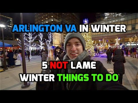 5 NOT LAME Arlington VA Things To Do In The Winter