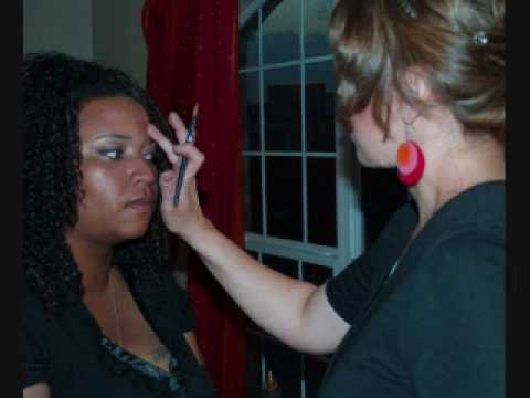 Makeup artist Houston