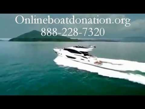 Online Boat Donation - TAX Deductible Charity Donations