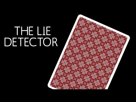 Super Simple Card Trick // The Lie Detector